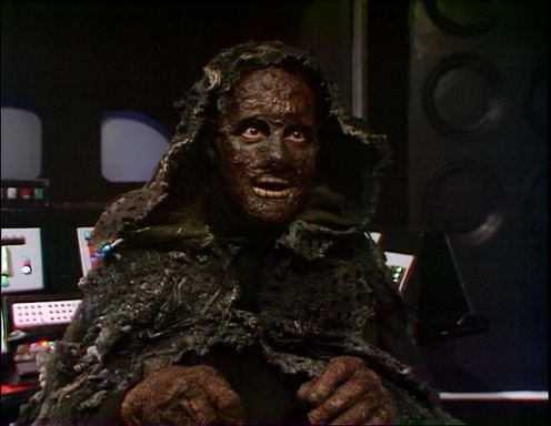 Doctor Who 50 – The Keeper of Traken The Master